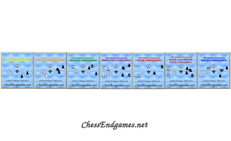 Chess Endgame Books