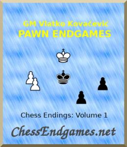 Chess Endgames:Vlado_Kovacevic-PAWN-ENDGAMES