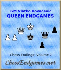 Chess Endgames: Vlado_Kovacevic-QUEEN-ENDGAMES