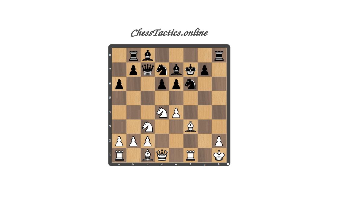 Chess Tactics Puzzles Decoy Advanced Level
