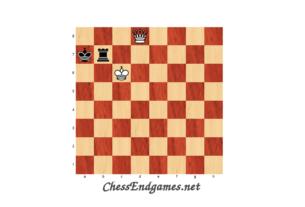Lolli 1763. – Queen vs Rook